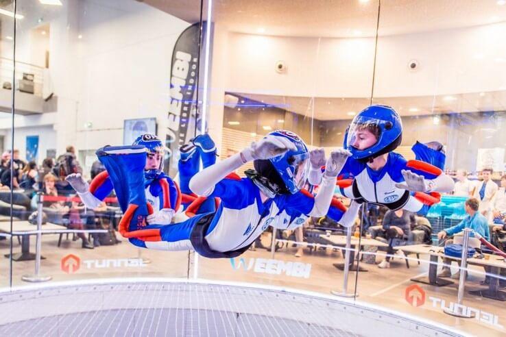 polet v aerotrube indoor skydiving bodyflying 1flyin2024