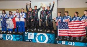 Многочисленные золотые медали США и Франции на Чемпионате мира FAI по аэротрубному спорту в 2019 г.