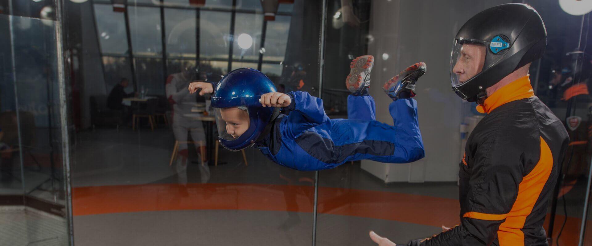 polet v aerotrube dly detey indoor skydiving 00001